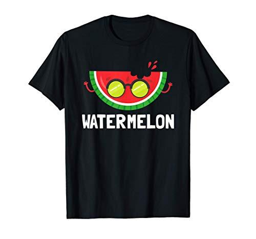 Wassermelone | Watermelon Sommer Wassermelonen T-Shirt