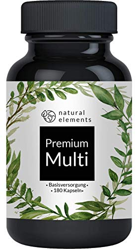 natural elements Multivitamin Bild