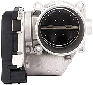 KARPAL Throttle Body Assembly Fuel Injection 06F133062A Compatible With Audi A4 Volkswagen CC Beetle