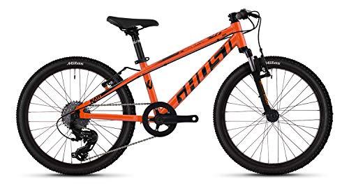 Ghost Kato 2.0 AL U 20R Kinder Mountain Bike 2020 (27cm, Monarch Orange/Jet Black)