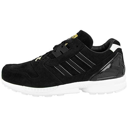 adidas Originals ZX 8000, core Black-core Black-Footwear White, 5