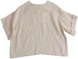 fog linen work(フォグリネンワーク)メルTシャツ