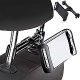 supporto cellulare auto poggiatesta,porta tablet da auto sedile posteriore,per iPhone Tablet...