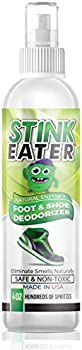 Life Miracle Stink Eater Natural Enzyme Shoe Deodorizer Spray