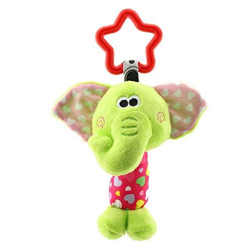 WEFH Cochecito Colgante Comfort Toy 0-1 Coche Colgante Cama Colgante Juguete Regalo para niños, Colorido
