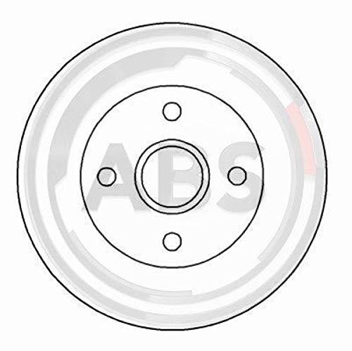 ABS 16286 Bremsscheiben - (Verpackung enthält 1 Bremsscheibe)