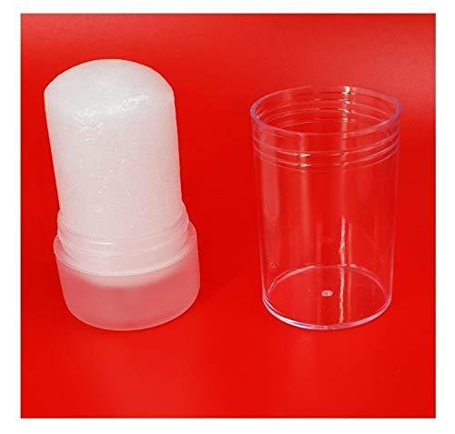 Desodorante de Piedra de Alumbre Potásico Natural Roll-on Potasium Alum NO Químicos Desodorante de Alumbre sin Químicos
