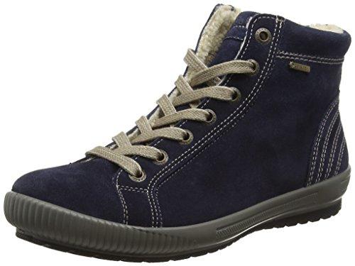 Legero Damen Tanaro 700619 Hohe Sneakers, Blau (Niagara 84), 41 EU (7 UK)