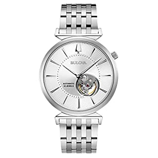 Bulova Automatic Watch (Model: 96A235) (B07VYRPY6P) | Amazon price tracker / tracking, Amazon price history charts, Amazon price watches, Amazon price drop alerts