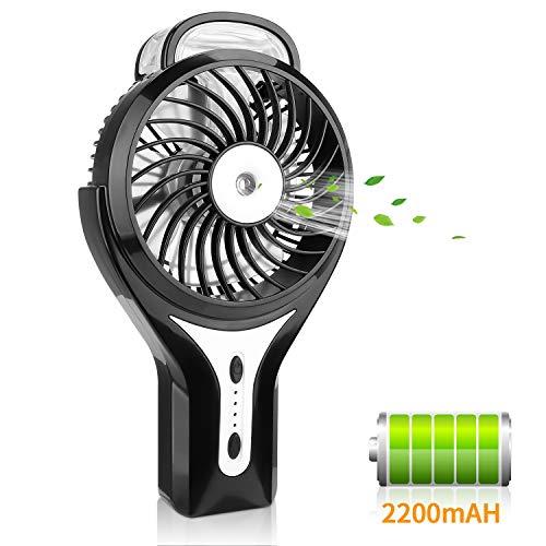 Ventilador humidificador recargable PEYOU 113-0068-01