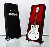 Axman Bill Nelson (Be-Bop Deluxe) - Réplica de guitarra en miniatura