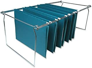 Sparco Products SP36 Hanging File Folder Frames, Legal, 6/BX, Stainless Steel (1)