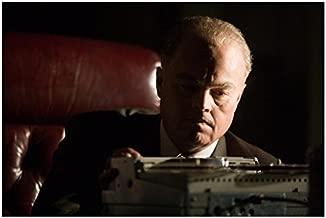 J. Edgar Leonardo DiCaprio as J. Edgar Hoover in Dim Lighting 8 x 10 Inch Photo