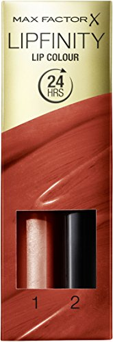 Max Factor Lipfinity 130 Luscious, 1er Pack (2 x 2 ml)