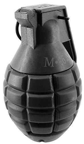 SP製 GR04 170発 6mm BB弾専用 インパクト グレネード スプリング式 プラスチック製 - ブラック