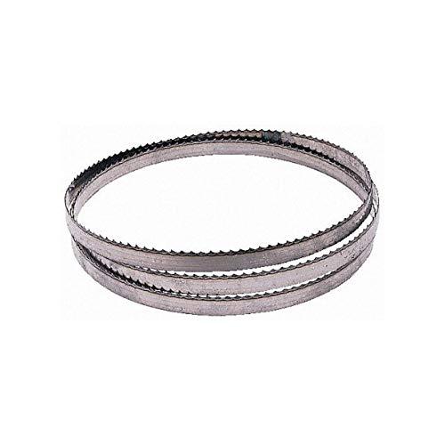 MTX-8 - Abrazaderas de hoja bimetálica para sierra y cinta de 1335 x 13 x 0,65 mm, 10/14 dientes, corte de hierro, metal, repuesto para sierra NEBES TM101 Plus, flexible, resistente a los golpes