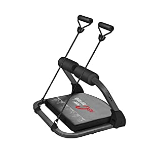 Fitlaya Fitness-abs exercise equipment ab machine for Abs and Total Body Workout, home gym fitness equipment for all ages.
