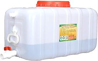 GAXQFEI Distributeur D'Eau Seau À Base de Plastique de Qualité Alimentaire Avec Un Réservoir Externe Rectangulaire Rectang...