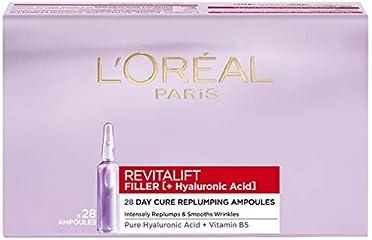 L'Oréal Paris, ampuller, Revitalift Filler Ampoules, 28 styck