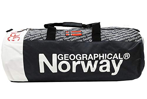 Geographical Norway Borsone Sulfurik palestra e viaggio Uomo-Donna 75x35x35 cm WR619ACC/GN