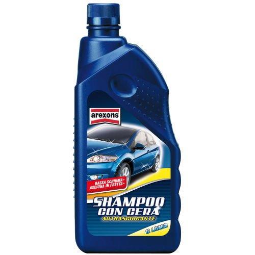 Shampoo Con Cera Ideale Per Tutti I Tipi Di...