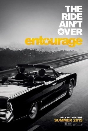 Entourage - US Imported Movie Wall Poster Print - 30CM X 43CM