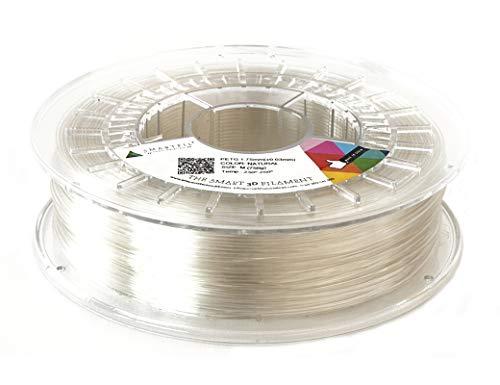 SMARTFIL PETG 1.75mm, Ivory White 750g Filamento para Impresión 3D de Smart Materials
