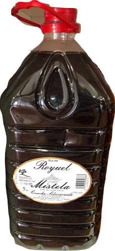 Mistela de Vino de Licor Dulce 5 L