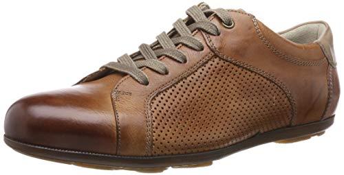 LLOYD Herren BABILA Sneaker, Braun (Cognac/Sand 3), 44.5 EU