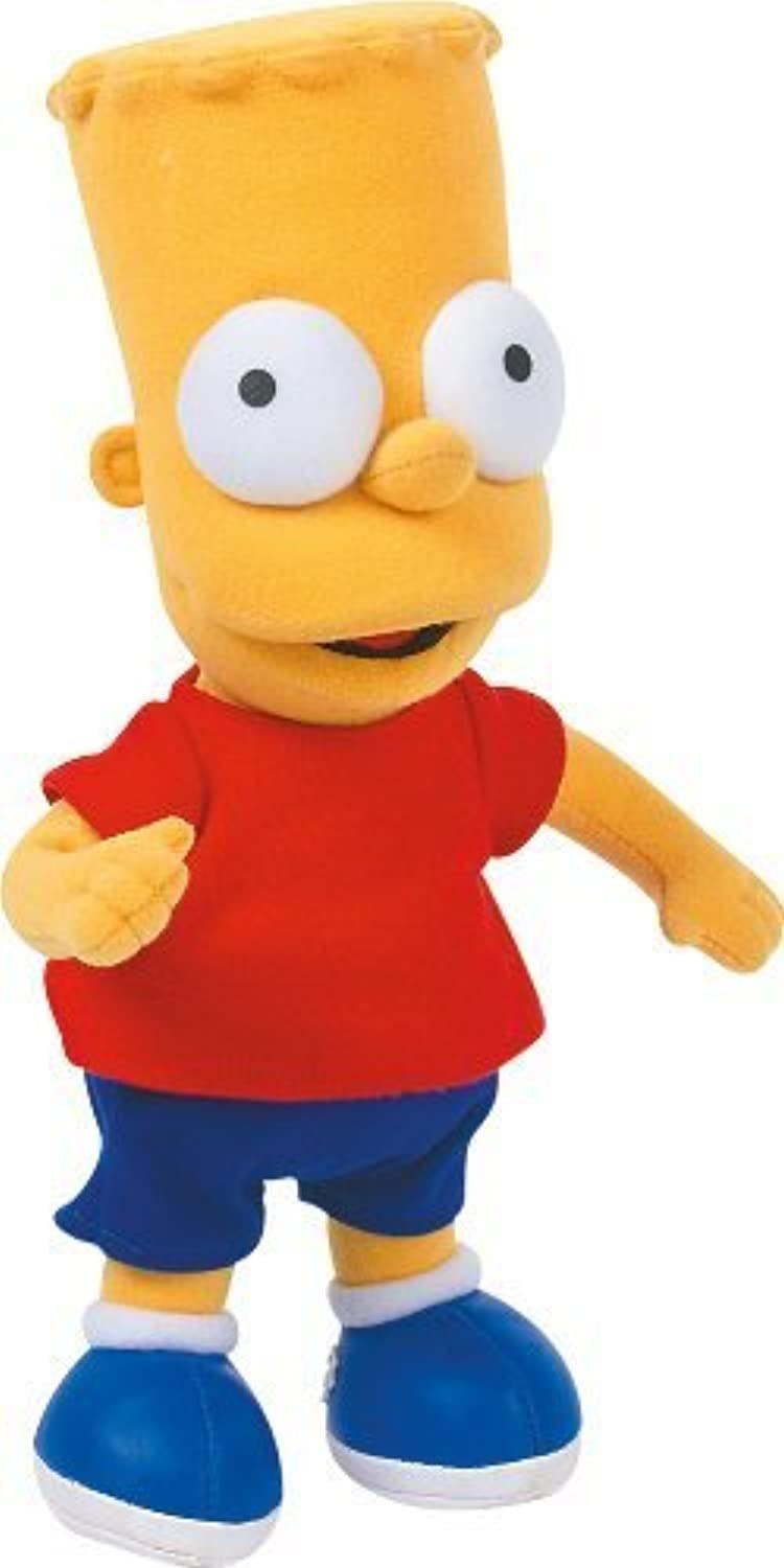 United Labels The Simpsons Bart 1000030 Plush Doll by UnitedLabels