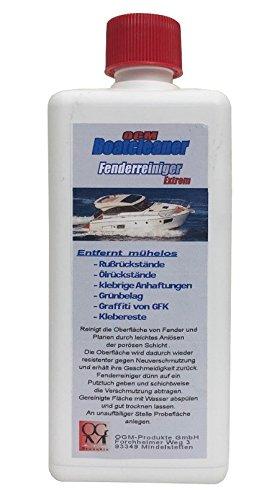 OGM Fenderreiniger und Schlauchbootreiniger EXTREM 500ml