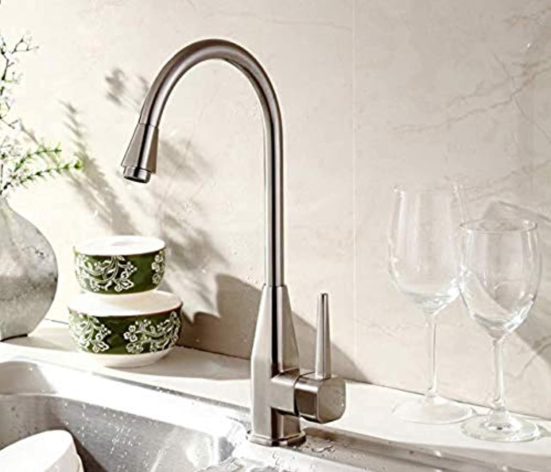 360 ° drehbaren Wasserhahn Retro Wasserhahn Küchenhahn drehbare Wasserhahn Waschbecken Wasserhahn heien und kalten Wasserhahn
