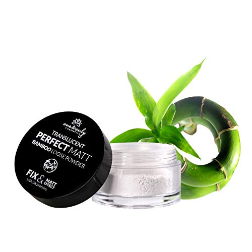 One&Only for Face Translucent Perfect Matt Bamboo Loose Powder 10g, Puder, Bambuspuder, Produkt für...