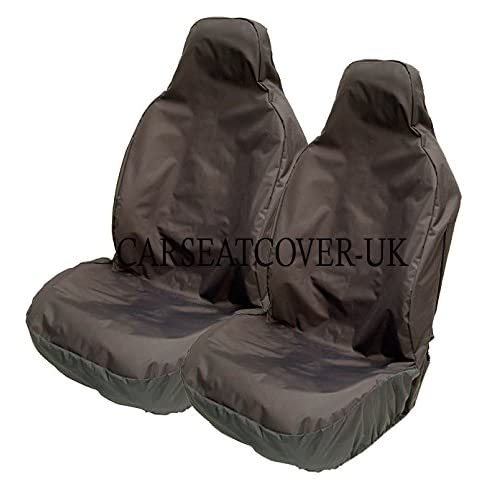 BMW 3 SERIES TOURING 12-ON HEAVY DUTY WATERPROOF GREY SINGLE CAR SEAT COVER