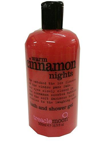 Treaclemoon bath and shower gel warm cinnamon nights 500 ml/Englische Version
