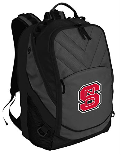 Broad Bay Best NC State Backpack Laptop Computer Bag