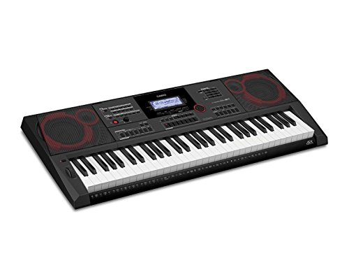 Casio, 61-Key Portable Keyboard (CT-X5000)