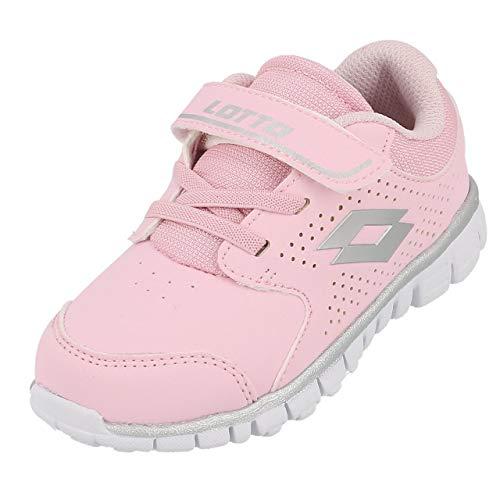 Lotto Spacerun Babygirl - Zapatillas, Rosa (rosa), 24 EU