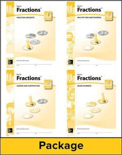 Key to Fractions Complete Curriculum Set