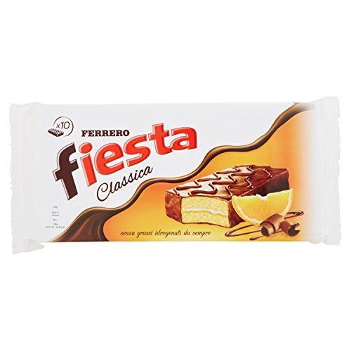 Ferrero Fiesta Classica Merende [confezione da 7 pacchi]