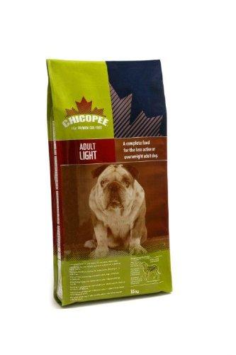 Chicopee Adult Light hondenvoer, 15 kg