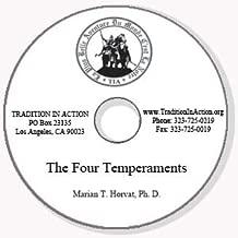 Catholic Psychology: The Four Temperaments