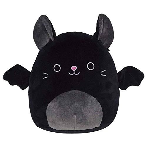 Halloween chauve-souris en peluche, 2021 Halloween 20 cm en peluche la chauve-souris jouet cadeau d'anniversaire vacances, super doux en peluche oreiller animal animal de compagnie oreiller en peluche