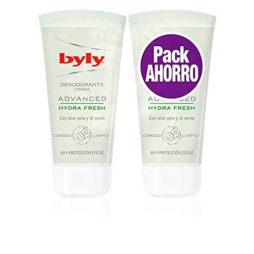 Byly Advance Fresh Deo Cream Lote 2 Pz 1 Unidad 100 g