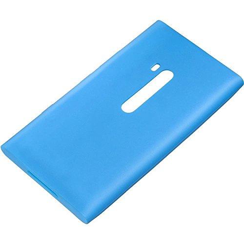 Nokia CC-1037 Silikon Hülle Lumia 900 Cyan
