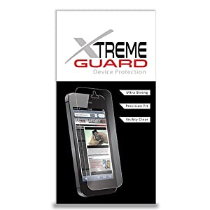 """XtremeGuard Screen Protector for Michley Tivax MiTraveler 80D8W 8"""" Tablet (Ultra Clear)"""
