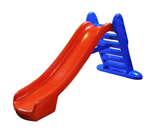 "Playgro® Ultra Max Slide Big Slide PGS-278 (6 Step) (Colour May Vary) (L96""XW39""XH46""XT73"")"
