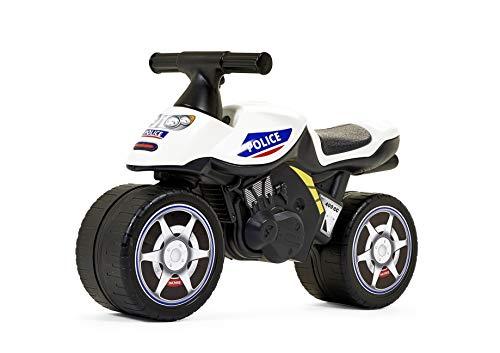 Falk – Laufrad Polizei, ab 12 Monaten extra große Räder – entwickelt Gleichgewicht und Motorik – 427
