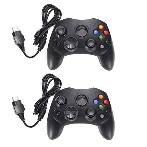 DARLINGTON & Sohns 2X Classic Controller für Xbox mit Verlängerungskabel Controller Verlängerung Extansion Gamepad
