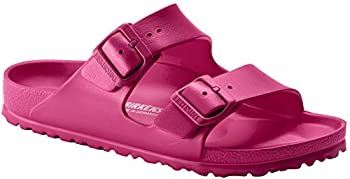 Birkenstock Unisex Arizona Essentials Beet Purple EVA Sandals 37 N EU